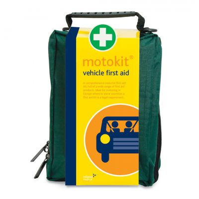 Compact Vehicle SUV First Aid Kit