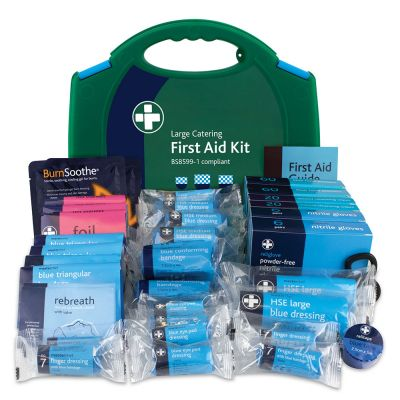 BS-8599 Aura Catering First Aid Kit (Large)