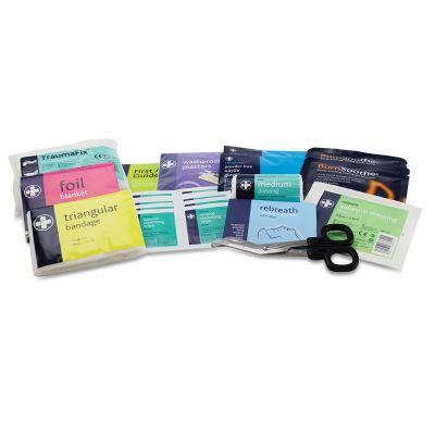 BS-8599-2 Vehicle First Aid Kit - Refill (Medium)