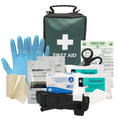 Critical Injury Pack - BS 8599-1:2019