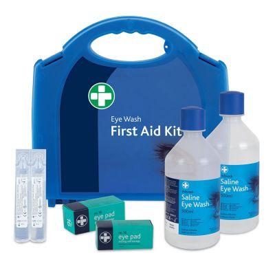 Eyewash First Aid Kit (Double)