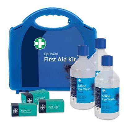 Eyewash First Aid Kit (Triple)