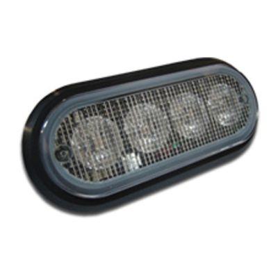 MicroLed PLUS Compact LED Light (Blue LED / Clear Lens)
