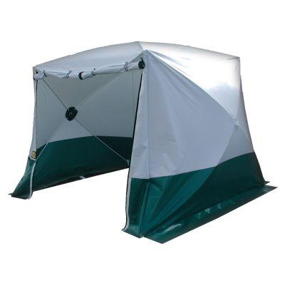 SpeedTent Incident Shelter (Green/White)
