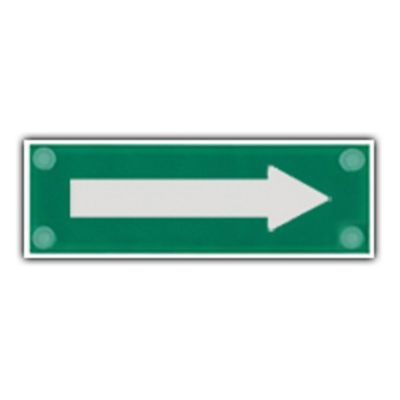 F1 Incident Sign Supplement (Direction Arrow)