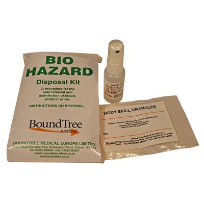 Body Fluid Spillage Kit (Single Application Refill Kit)