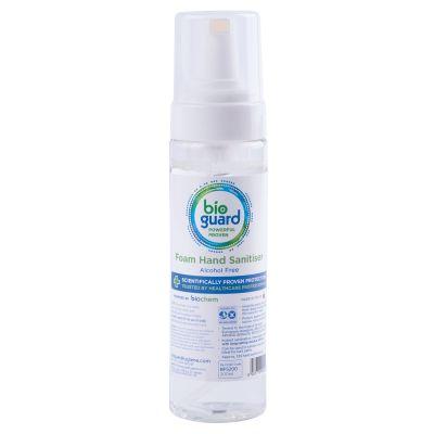 Bioguard Foaming Hand & Body Cleanser Pump (200ml)