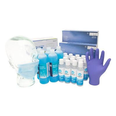 Business PPE Kit (11-25 Employees)