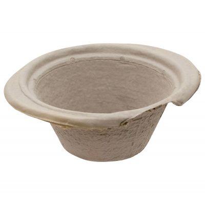 Papier Mache Disposable Vomit Bowl
