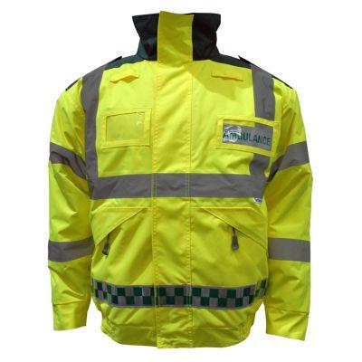 Hi-Vis Ambulance Bomber Jacket