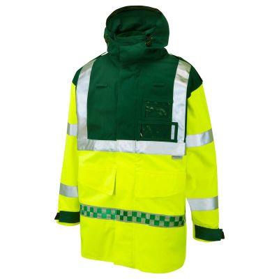 Hi-Vis Breathable 3-in-1 Paramedic Jacket