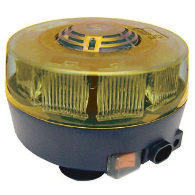 LM300 Magnetic LED Beacon (Amber)