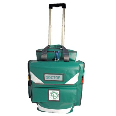 BASICS Immediate Care Response Kit (With Wheels)