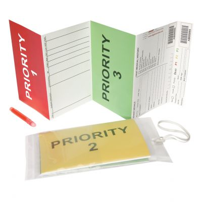 TSG SMART Triage Tags (Pack of 10)