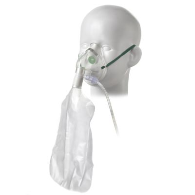 Non-Rebreathing Oxygen Therapy Mask