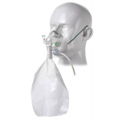 Respi-Check High Concentration Oxygen Mask