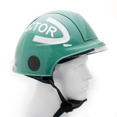 Targa Helmet (Green/Green)