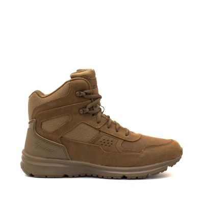 Bates Raide Mid Boots (Olive Brown)
