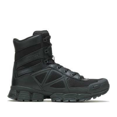 Bates Velocitor 8in Boots (Black)