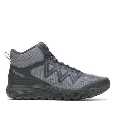 Bates RUSH Mid Boots (Grey)