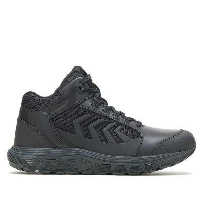 Bates RUSH Shield Mid Vent Boots (Black)