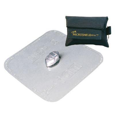 Microkey CPR Barrier Key Chain w/ Gloves