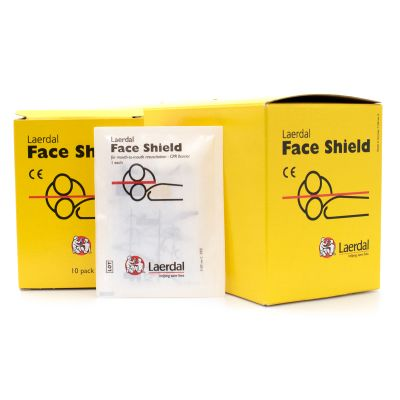 Laerdal Face Shield Refills (Pack of 50)