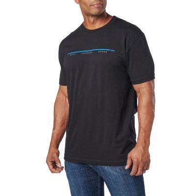 5.11 Thin Blue Line Minimalist T-Shirt