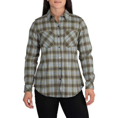 5.11 Womens Hanna Flannel Shirt