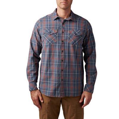 5.11 Gunner Plaid L/S Shirt