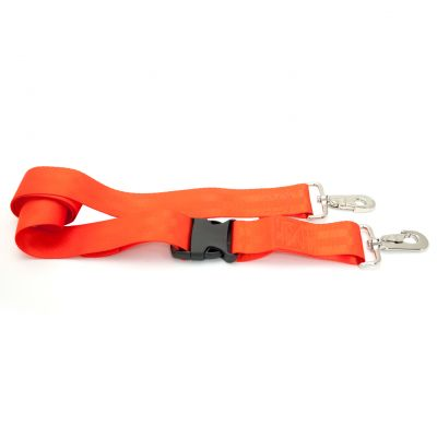 Speed Clip Restraint Strap with Side Release Buckle