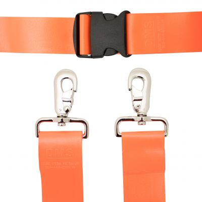Biosafe Restraint Strap with Side Release Buckle (set of 4)
