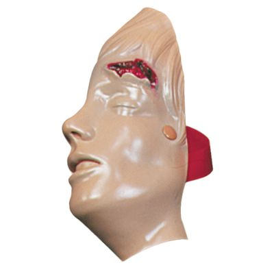 Bleeding Moulage (Forehead Laceration - Manikin Use Only)