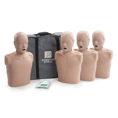 Prestan Professional CPR-AED Manikin - Pack of 4 (Child)