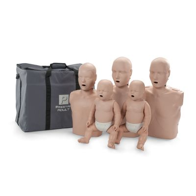 Prestan Professional CPR-AED Manikin (Family Pack)