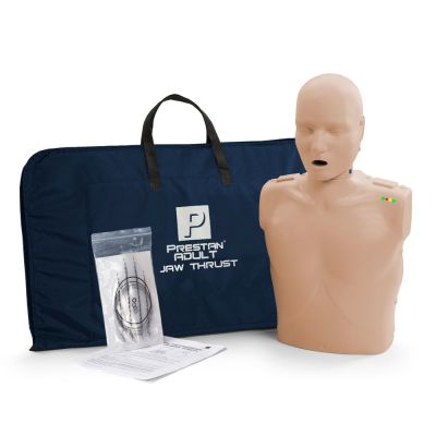 Prestan Adult Jaw Thrust Manikin with CPR Monitor