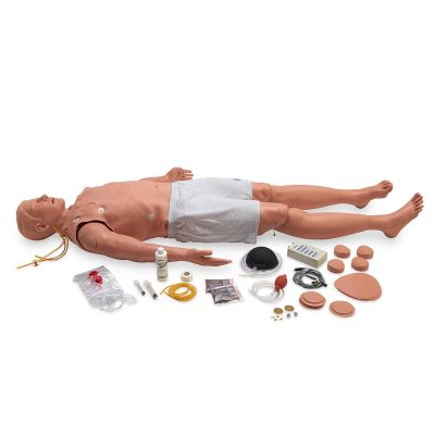Simulaids STAT Manikin (with New Deluxe Airway Management Head)