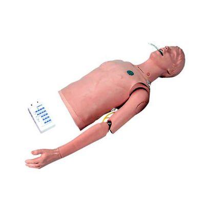 Simulaids Advanced Life Support Training Manikin (Torso)