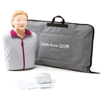 Laerdal Little Anne QCPR Training Manikin