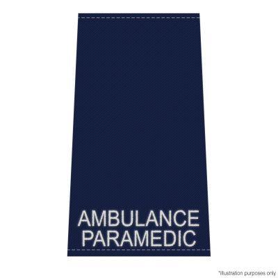 Epaulettes (Ambulance Paramedic)