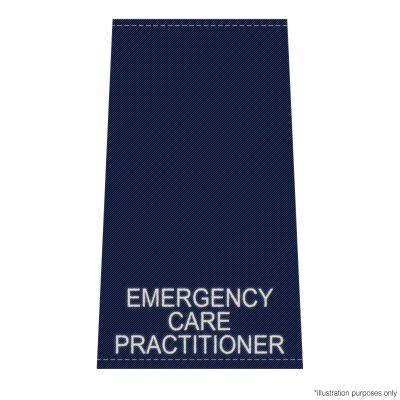 Epaulettes (Emergency Care Practitioner)
