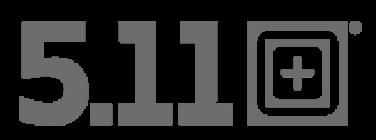 Greyscale 5.11 Logo