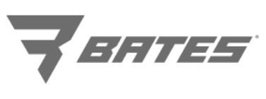 Greyscale Bates Logo