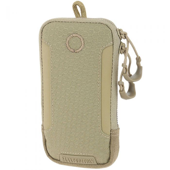 Maxpedition TacTie PJC5 Polymer Joining Clip Tan Pack of 6